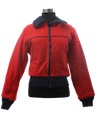Womens Totally 80s Reversible Ski Jacket