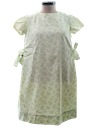 Womens Mini Maternity Dress