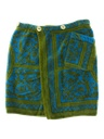 Mens Bath Wrap Shorts