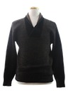 Mens Rockabilly Pullover Sweater