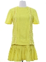 Womens Mini Knit Dress