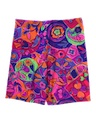 Womens Flower Power Shorts