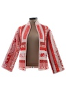 Womens Patchwork Jacket