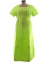 Womens Designer Maxi Dress