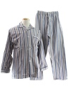 Mens Pajama Pants and Shirt
