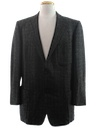 Mens Rockabilly Blazer Sport Coat Jacket