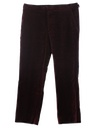 Mens Velvet Slacks Pants