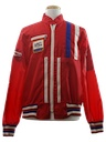 Mens Racing Jacket