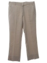 Mens Flared golf Pants