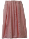 Womens Hippie Prairie Skirt