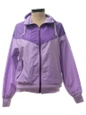 Womens Windbreaker Track Jacket