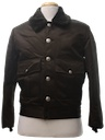 Mens Police Style Work Jacket