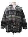 Mens Guatemalan Style Hippie Jacket