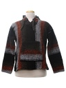 Unisex Baja Hippie Jacket