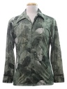 Mens Photoprint Disco Shirt