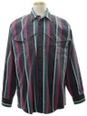 Mens Extra Long Tails Western Shirt