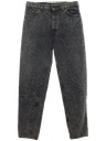 Mens Levis Acid Washed Jeans Pants