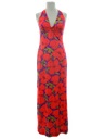 Womens Halter Maxi Dress
