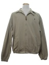 Mens Zip Golf Jacket
