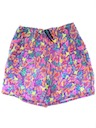 Mens Wicked 90s Neon Swim Shorts