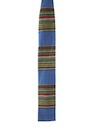 Mens Medium Flat Bottom Mod Necktie