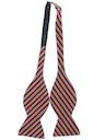 Mens Wide Bowtie Necktie