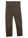 Mens Jeans-Cut Corduroy Pants