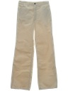 Mens Jeans-Cut Near Bellbottom Flared Pants