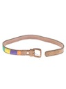 Womens Accessories - Leather South Western Belt