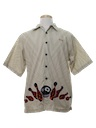 Mens Wicked 90s Bowling Shirt