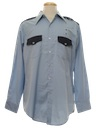 Mens Uniform Work Shirt