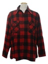 Mens Wool Shirt