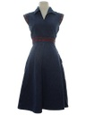 Womens/Girls Flared Dress