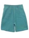 Womens Mod Shorts