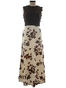 Womens Knit Maxi Dress