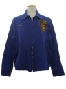 Mens Teamster Zip Jacket