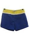 Mens Totally 80s Members Only Swim Shorts