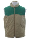 Mens Totally 80s Ski Vest