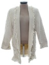 Womens Totally 80s Hippie Style Jacket