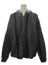 Mens Wicked 90s Guatemalan Style Shirt Jacket