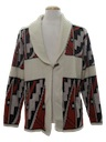 Unisex Hippie Style Cardigan Sweater