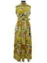 Womens Maxi Hippie Dress