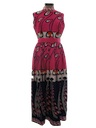 Womens Laugh In Style Maxi Dress