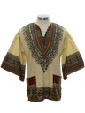 Unisex Daishiki Hippie Shirt