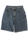Womens Wicked 90s Denim Shorts