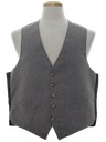 Mens Reversible Suit Vest