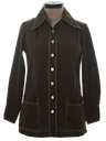 Womens Shirt Jacket