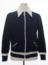 Mens Mod Sweater Jacket