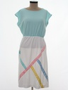Womens Totally 80s Dress
