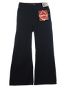 Unisex (made for a man but cute on a woman too) Navy Issue Bellbottom Jeans Pants
